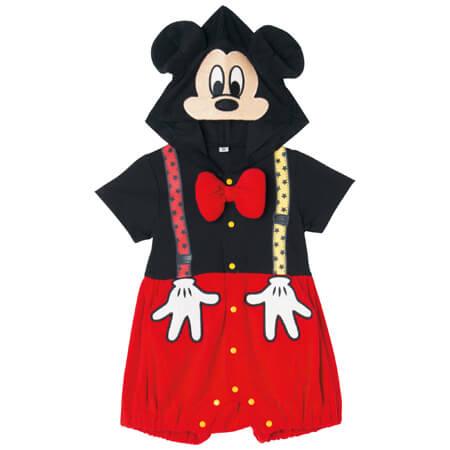 なりきりディズニーカバーオール ミッキーマウス たまひよSHOP