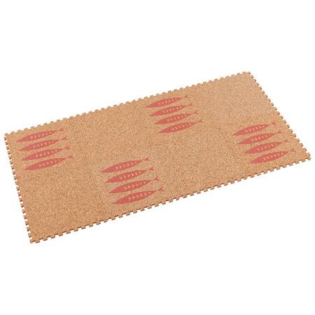 【SALE】コルクマット 8枚組 ピンク たまひよSHOP