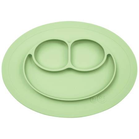 【SALE】イージーピージーミニマット シリコーン食器 ミント たまひよSHOP