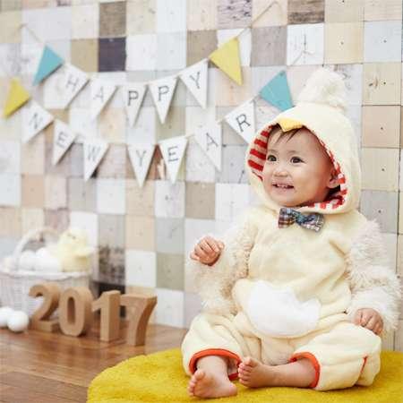 【SALE】HAPPY干支着ぐるみ2017年とりさん たまひよSHOP