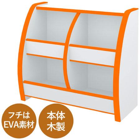 EVAキッズおもちゃ箱 オレンジ