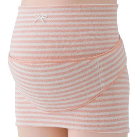 コルセット妊婦帯(補助腹帯つき) ピンク たまひよSHOP