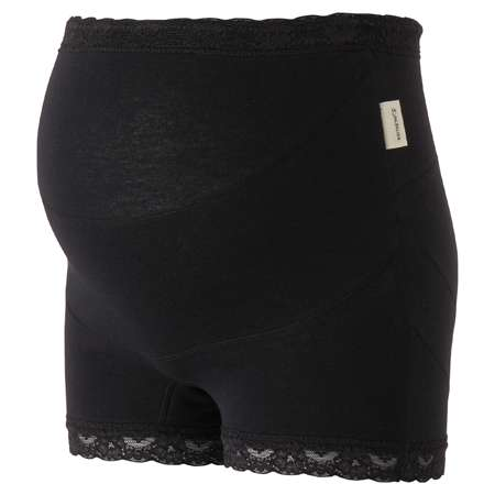 らくばきパンツ妊婦帯 ブラック(無地) たまひよSHOP