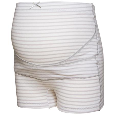 ピジョン コットン100%のらくばき妊婦帯パンツ グレー たまひよSHOP