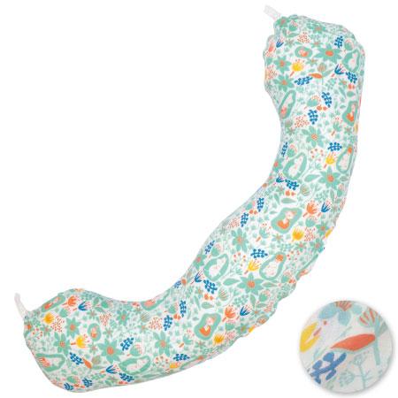 【送料無料】ムーミンベビー 丸洗いで清潔!妊娠-授乳用お助け抱き枕 ブルーム(ムーミンベビー) たまひよSHOP