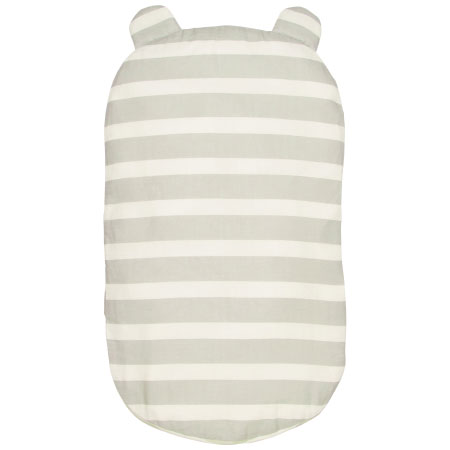 丸洗いできる!生まれてすぐから使う赤ちゃんの安心抱っこふとん (カバー1枚/クッション本体なし) ボーダー たまひよSHOP