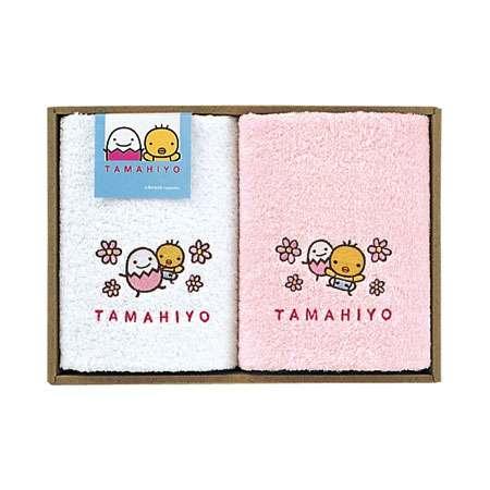 たまひよオリジナル ハンドタオル2P ピンク たまひよSHOP・たまひよの内祝い