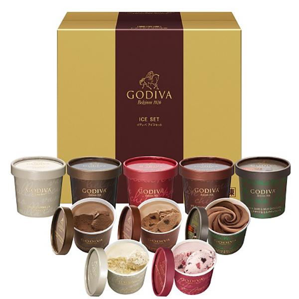 【送料無料】ゴディバ アイスクリームギフトセット たまひよSHOP・たまひよの内祝い