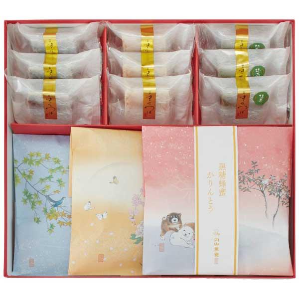 【送料無料】円山菓寮 かりんとうセットB たまひよSHOP・たまひよの内祝い