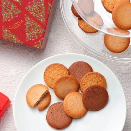 【期間限定】ゴディバ クッキーアソートメント32枚入〈特別包装〉