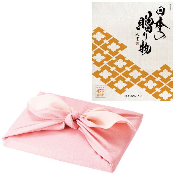 【送料無料】【期間限定】日本の贈り物 橙 風呂敷包み〈桜色〉 たまひよSHOP・たまひよの内祝い
