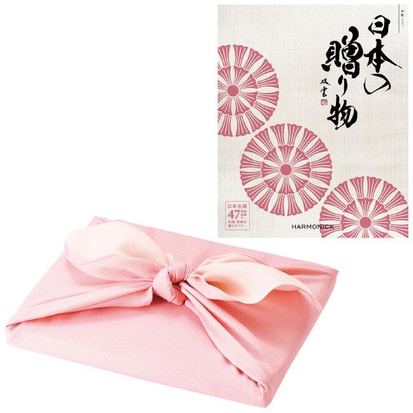 【送料無料】【期間限定】日本の贈り物 中紅 風呂敷包み〈桜色〉 たまひよSHOP・たまひよの内祝い