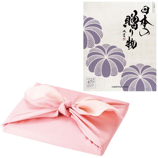 【送料無料】【期間限定】日本の贈り物 江戸紫 風呂敷包み〈桜色〉 たまひよSHOP・たまひよの内祝い