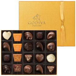 <たまひよSHOP> 送料無料!【期間限定】ゴディバ ゴールドコレクション20粒入・たまひよの内祝い