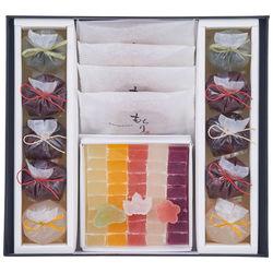 <たまひよSHOP> 送料無料!【期間限定】鶴屋光信 名入れ京の和菓子詰合せC・たまひよの内祝い