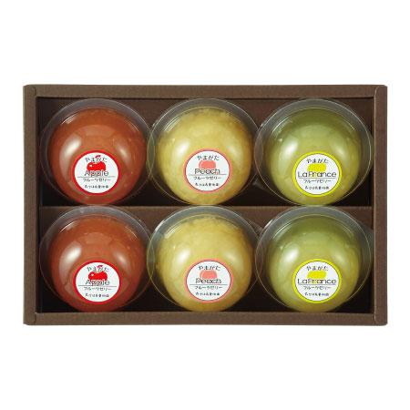 【送料無料】【期間限定】たかはた果樹園 山形産フルーツのゼリー詰合せA たまひよSHOP・たまひよの内祝い