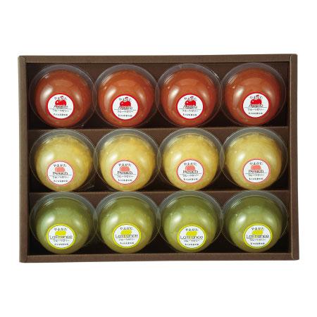 【送料無料】【期間限定】たかはた果樹園 山形産フルーツのゼリー詰合せC たまひよSHOP・たまひよの内祝い