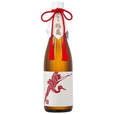 【送料無料】【期間限定】越後鶴亀 純米吟醸酒〈鶴〉 たまひよSHOP・たまひよの内祝い