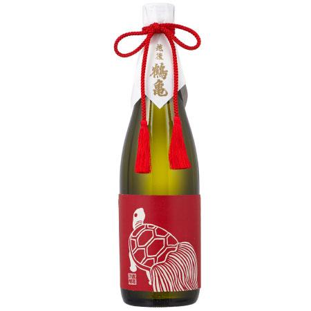 【送料無料】【期間限定】越後鶴亀 純米大吟醸酒〈亀〉 たまひよSHOP・たまひよの内祝い