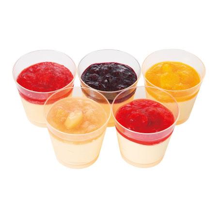 【送料無料】【期間限定】千疋屋 フルーツアイスデザート5個入 たまひよSHOP・たまひよの内祝い