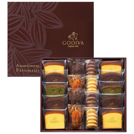 【送料無料】【期間限定】ゴディバ パティスリーアソートメント18個入 たまひよSHOP・たまひよの内祝い