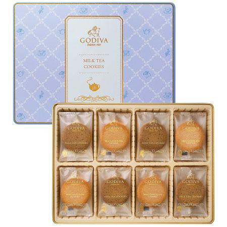 【送料無料】【期間限定】ゴディバ ミルクティークッキーアソートメント32枚入 たまひよSHOP・たまひよの内祝い