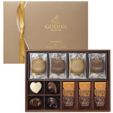 【送料無料】【期間限定】ゴディバ クッキー&チョコレートアソートメントギフトA たまひよSHOP・たまひよの内祝い