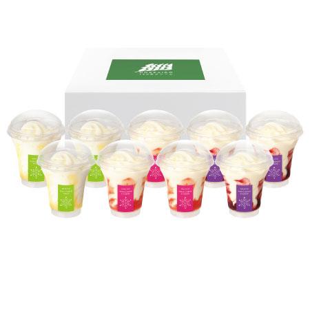 【送料無料】【期間限定】北海道150年ファーム 札幌ミルクアイスC たまひよSHOP・たまひよの内祝い