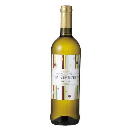 【送料無料】名入れワイン マラテスタ 白 たまひよSHOP・たまひよの内祝い