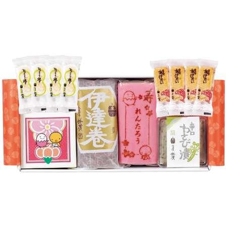 【送料無料】小田原鈴廣 たまひよ名入れかまぼこ詰合せ6種(伊達巻入り) たまひよSHOP・たまひよの内祝い