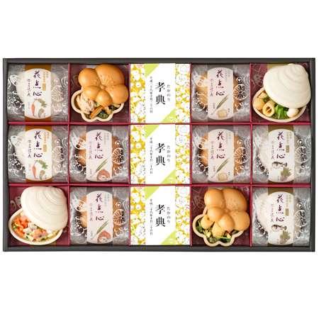 【送料無料】【名入れ特急便】京都・辻が花 名入れお吸い物最中詰合せD たまひよSHOP・たまひよの内祝い