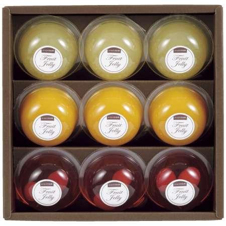 【送料無料】たかはた果樹園 ゼリーギフト9個入り たまひよSHOP・たまひよの内祝い