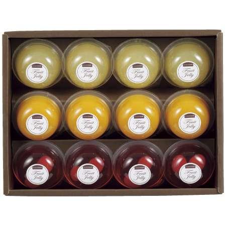 【送料無料】たかはた果樹園 ゼリーギフト12個入り たまひよSHOP・たまひよの内祝い