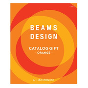 BEAMS CATALOG GIFT Orange