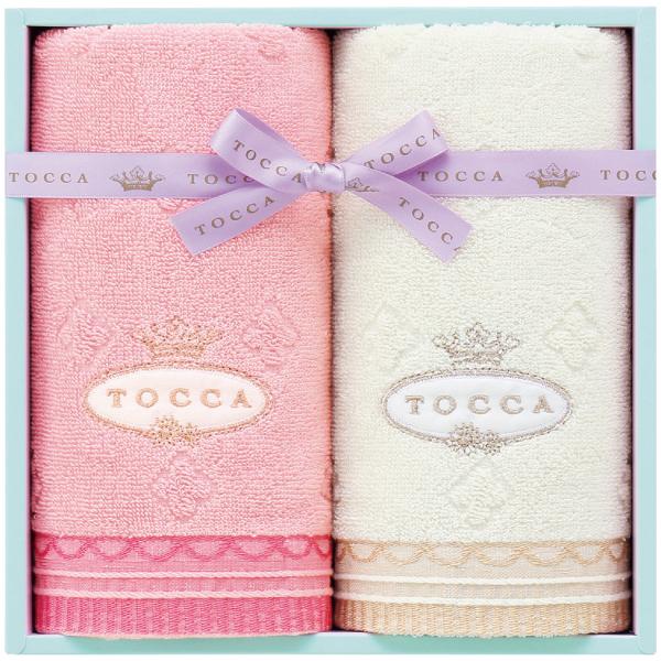 【送料無料】トッカ エレガンテ タオルセットB ピンク たまひよSHOP・たまひよの内祝い