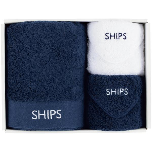 【送料無料】SHIPS タオルセットB たまひよSHOP・たまひよの内祝い