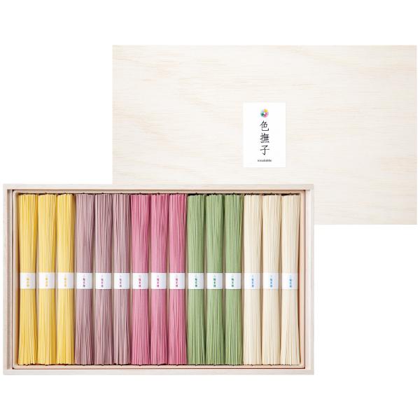 【送料無料】池利 三輪そうめん 色撫子C たまひよSHOP・たまひよの内祝い