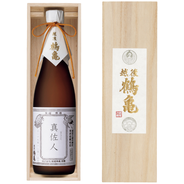 【送料無料】越後鶴亀 名入れ純米吟醸酒 たまひよSHOP・たまひよの内祝い