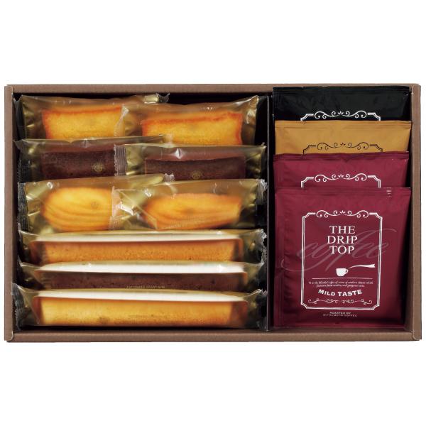 【送料無料】ガトー・ド・ボワイヤージュ コーヒー&スイーツセットB たまひよSHOP・たまひよの内祝い