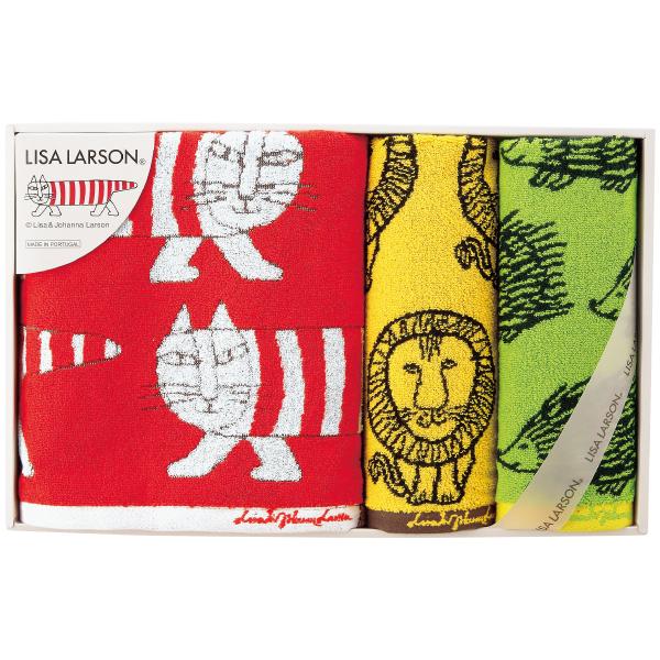 【送料無料】リサ・ラーソン タオルセットD たまひよSHOP・たまひよの内祝い