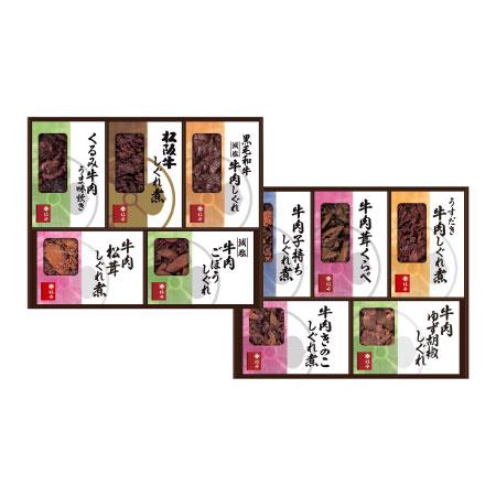 【送料無料】柿安本店 料亭しぐれ煮ギフトD〈桐箱入〉 たまひよSHOP・たまひよの内祝い