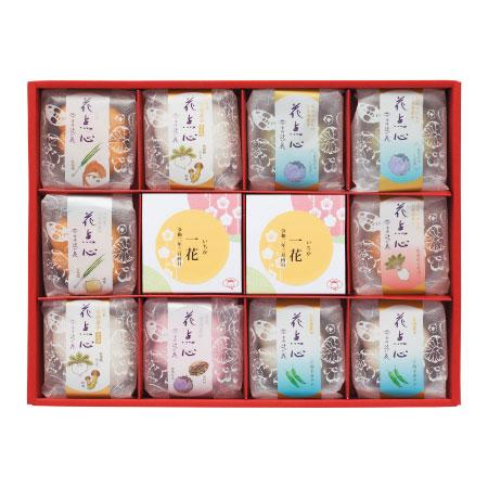 【送料無料】京都・辻が花 名入れ京野菜お吸い物・お茶漬け詰合せC たまひよSHOP・たまひよの内祝い