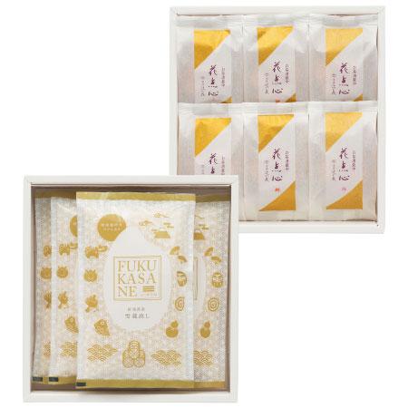 【送料無料】FUKUKASANE 名入れ特別栽培米&辻が花ギフトA たまひよSHOP・たまひよの内祝い