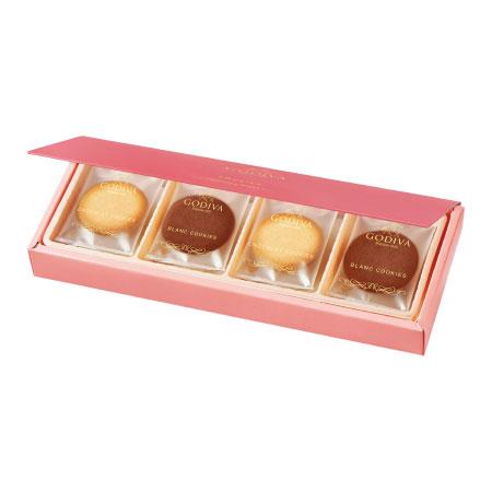 【送料無料】ゴディバ ショコラ&ブランクッキーアソートメント8枚入 たまひよSHOP・たまひよの内祝い