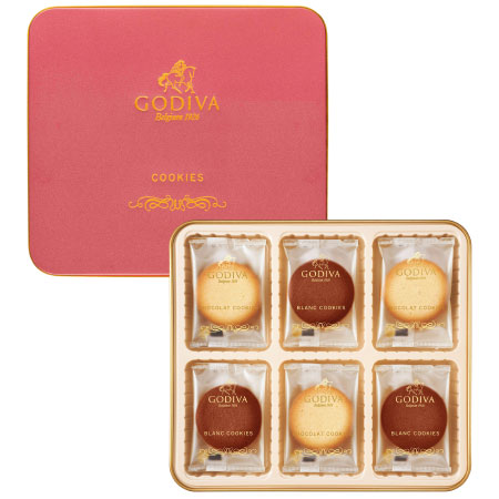 【送料無料】ゴディバ ショコラ&ブランクッキーアソートメント18枚入 たまひよSHOP・たまひよの内祝い