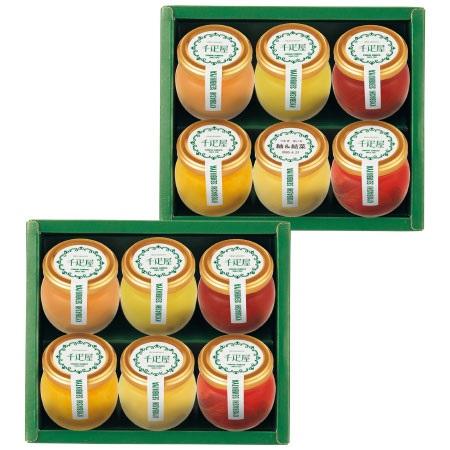 【送料無料】千疋屋 名入れ国産フルーツゼリー12個 たまひよSHOP・たまひよの内祝い
