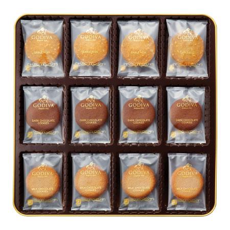 【送料無料】ゴディバ クッキーアソートメント44枚入 たまひよSHOP・たまひよの内祝い