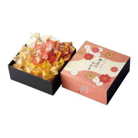 【送料無料】いろどり野菜のおかきB たまひよSHOP・たまひよの内祝い