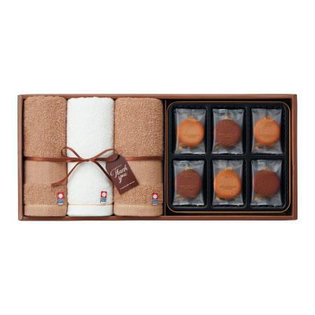 【送料無料】ゴディバ クッキーアソートメント18枚入と今治タオルB たまひよSHOP・たまひよの内祝い