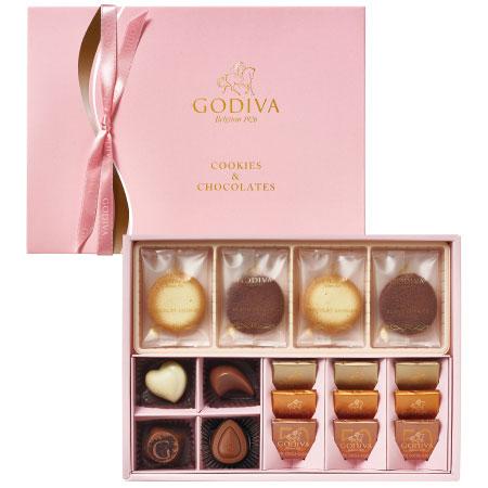【送料無料】ゴディバ たまひよオリジナルクッキー&チョコレートアソートメントA たまひよSHOP・たまひよの内祝い